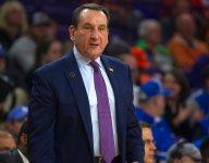 Coach K talks about Clemson's upset win over his Blue Devils