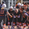 Tigers run rule Elon to take series in Game 2