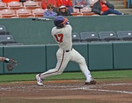Clemson storms back in the third inning