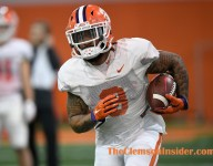 Rodgers dishes on Clemson's fastest receiver, where he ranks