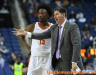 Clemson players 'angry' ACC Tournament canceled