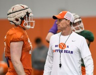 Tigers will start a new guy at middle linebacker this Saturday