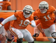 Bresee admits he had a lot to learn when he came to Clemson