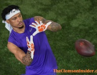 Former Tiger invited to Clemson Pro Day