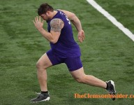 'Upset' by Combine snub, Cervenka had something to prove at Pro Day