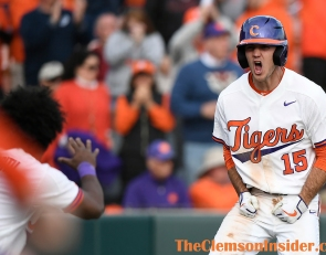 Lee gives scouting report on 2021 Clemson infield
