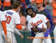 Bart Boatwright's Photo Gallery: Clemson wins series over South Carolina