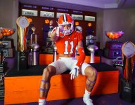 Sought-after corner building strong relationship with Clemson