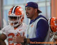 A look at Clemson's 2021 Depth Chart: New tight ends coach could make a big difference