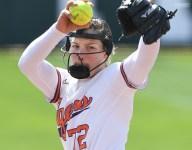 Bart Boartwright's Photo Gallery: Tigers sweep Virginia in softball