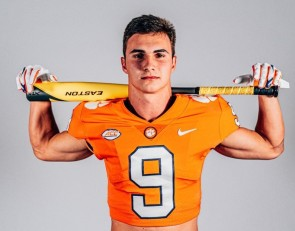 Clemson commit is having a strong season