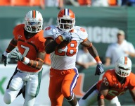 Clemson's Spiller selected for induction into College Football Hall of Fame