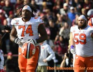 Simpson excited to reunite with 'brothers' on Clemson West