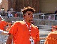 New Clemson OL has connected with NFL Tiger