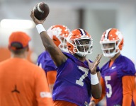 Battle for Lawrence's backup has 'a long way to go'