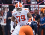 Carman becomes highest drafted Clemson O-lineman in 50 years