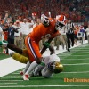 Two Tigers named to Walter Camp Watch List