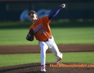 Clemson pitcher feels he had more to prove