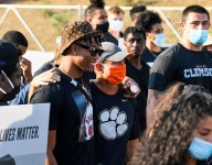 Bart Boatwright's Photo Gallery: Clemson Community Peaceful Demonstration