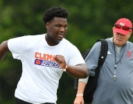 Clemson among schools in front for 5-star