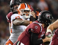 Swofford disappointed SEC canceled Clemson-South Carolina game