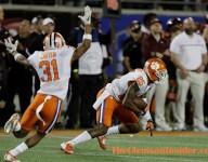 Clemson Flashback: Tigers' quiet defender