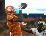 Clemson receiver out for the rest of the spring