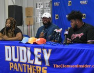 Watch: Payton Page's father speaks glowingly about Clemson
