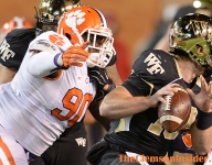 Former Tiger has NFL contract restructured