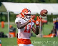 Clemson cornerback sees bright future ahead for Ajou, Williams