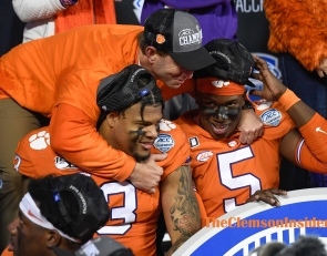 Clemson wary of upset-minded Virginia