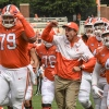 Swinney plans to change how he runs down the hill