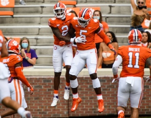 Photo Gallery: Clemson 49, The Citadel 0