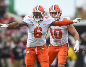 Clemson linebacker enters transfer portal