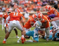 Swinney encouraged with how Tigers' young defense is getting after opponents