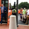 Bart Boatwright's Photo Gallery:  Clemson arrives at Death Valley