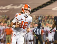 Lawrence named ACC Player of the Week