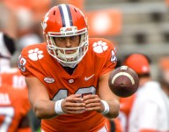 Clemson has another player return to school