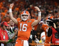 How firm is Clemson's grip on No. 1 in latest AP Poll?