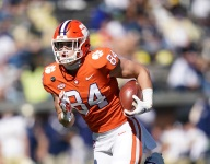 One position group is making Clemson extremely dangerous