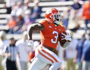 Clemson has 2 players earn ACC weekly honors
