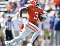 Clemson smashes Tech in record breaking game
