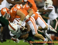 Clemson's speed on defense is annoying the opposition