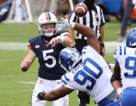 Tigers had a tough time emulating Virginia's new quarterback