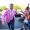 Watch Clemson arrive at Death Valley for Syracuse game