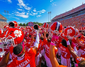 Clemson Athletics' latest COVID-19 report