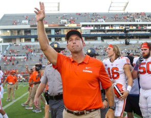 60 Seconds with Jo: Swinney reacts to ACC's scheduling decision