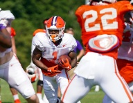 Swinney, Clemson surprised by Bowman transfer
