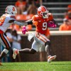 Swinney loves Frosted Flakes, but expects Etienne to 'have a little different choice' this week