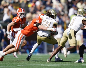 For Clemson 'practice is harder' than game day